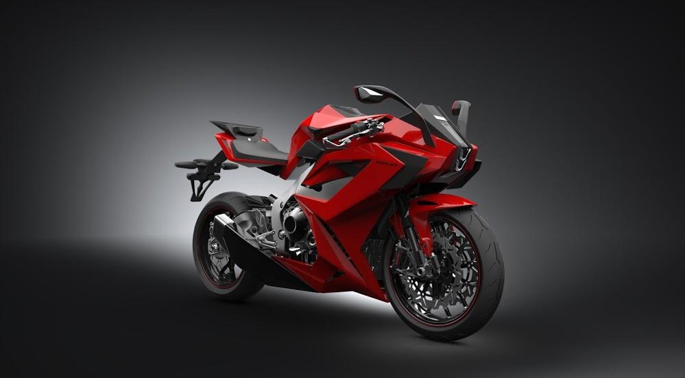 Yamaha Motorcycles R1