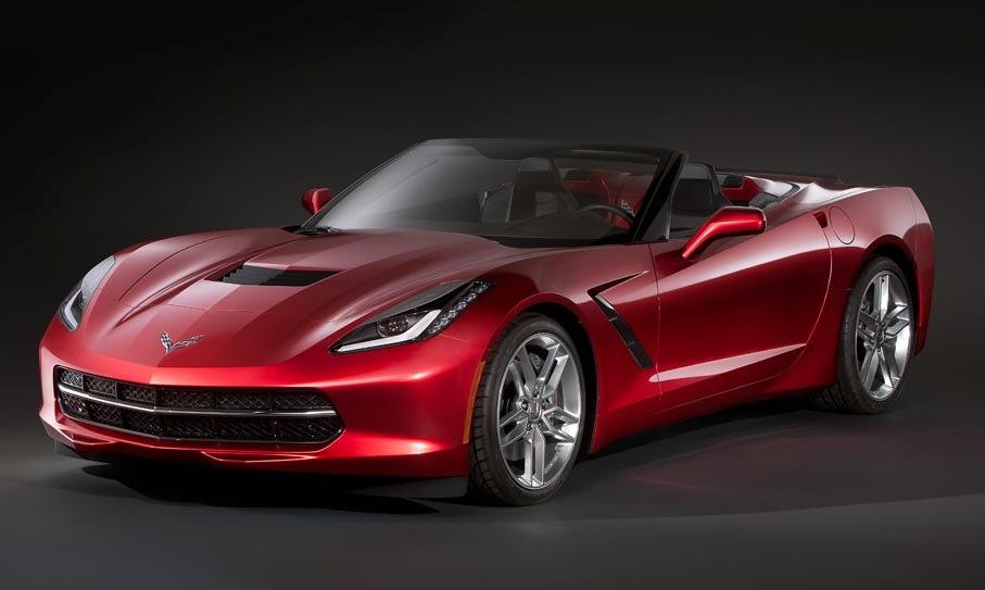2014 chevrolet c7 corvette stingray convertible autoevolution. Cars Review. Best American Auto & Cars Review