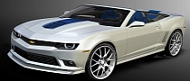 2014 Chevrolet Camaro Spring Edition Announced