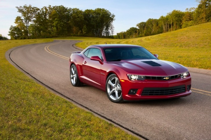 2014 Chevrolet Camaro SS Revealed [Photo Gallery]