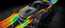 2014 Chevrolet Camaro Z/28 Aerodynamics Explained