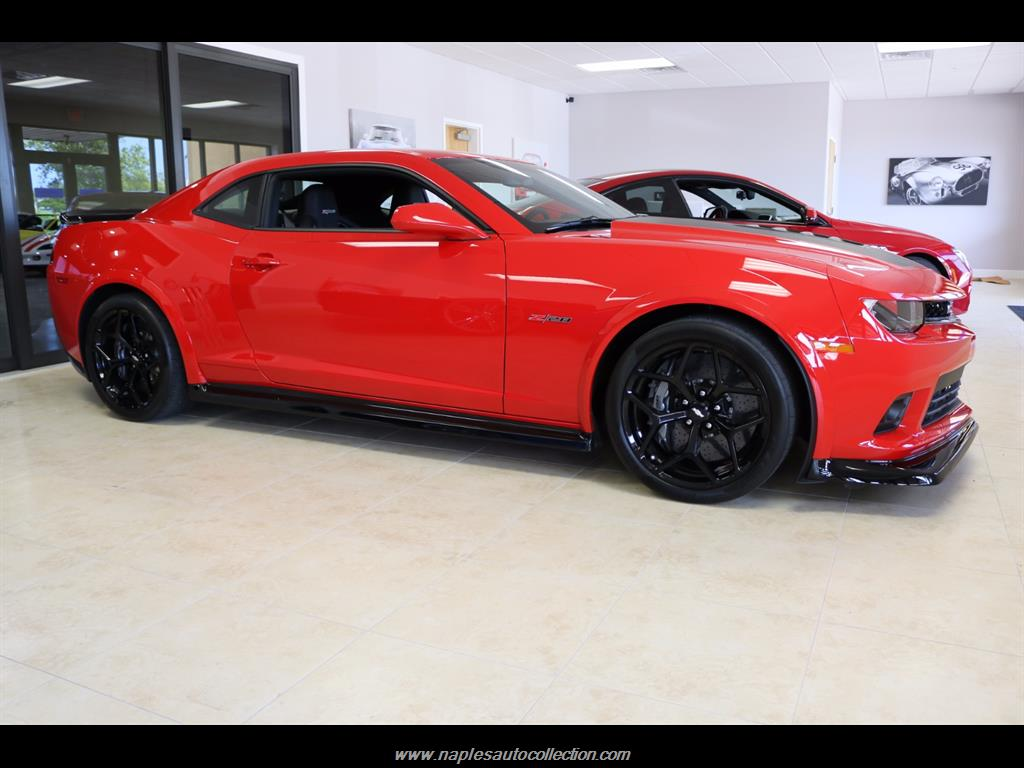 2014 Chevrolet Camaro Z 28 For Sale With Merely 336 Miles
