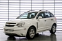 2014 Chevrolet Captiva 2.4 SIDI Launched in Brazil [Photo Gallery]