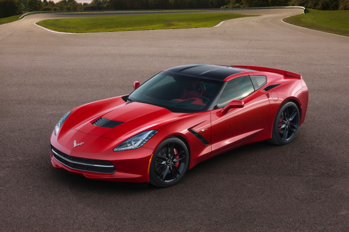 All Chevy chevy c7 : 2014 Chevrolet Corvette C7 Stingray Debuts in Detroit - autoevolution