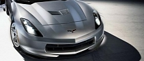 2014 Chevrolet Corvette Offered on eBay