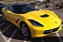 2014 Corvette Stingray Shows Up in Velocity Yellow