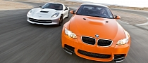2014 Chevrolet Corvette Stingray vs BMW E92 M3 Comparative Test