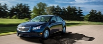 2014 Chevrolet Cruze Clean Turbo Delivers Musclecar Torque, Says GM