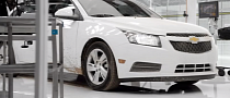 2014 Chevrolet Cruze Turbo Diesel Commercial: Cleanest Dirty Car [Video]