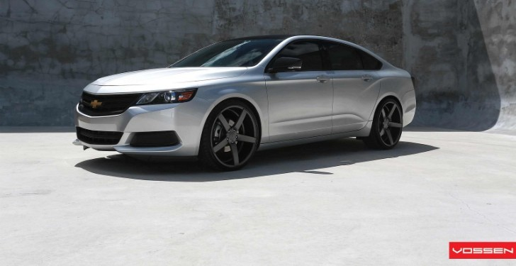 2014 Chevrolet Impala Gets Vossen Wheels [Video] [Photo Gallery]