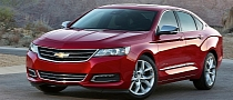 2014 Chevrolet Impala Is the Most Improved New Car, Consumer Reports Says