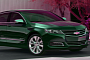 2014 Chevrolet Impala Pricing Announced in Canada