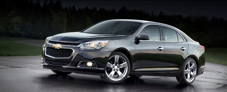 2014 Chevrolet Malibu Pricing, EPA Estimates Announced