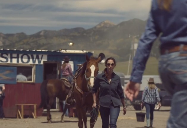 2014 Chevrolet Silverado Commercial: A Woman and Her Truck [Video]