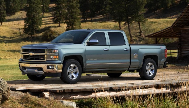 2014 Chevrolet Silverado, GMC Sierra Configurators Go ...
