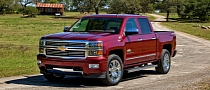 2014 Chevrolet Silverado High Country Starts at $45,100 [Photo Gallery]