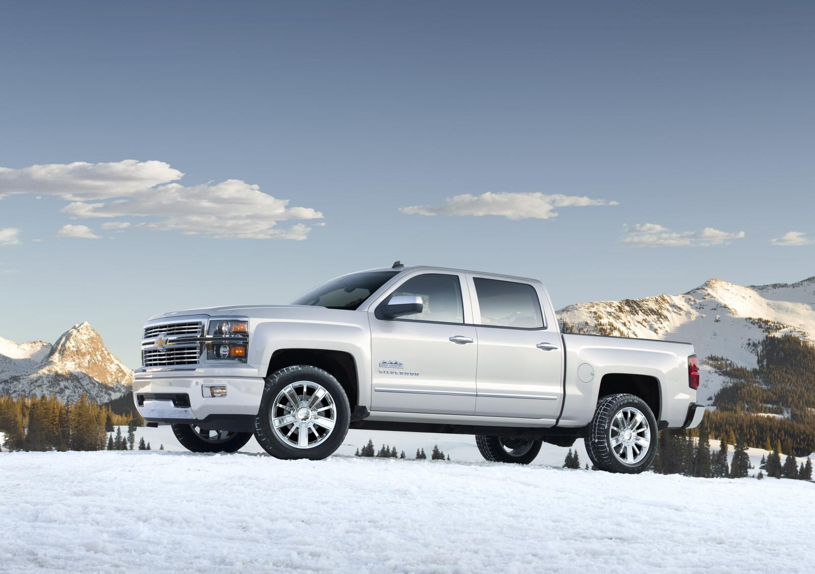 Gmc High Country Options >> 2014 Chevrolet Silverado High Country Unveiled Autoevolution