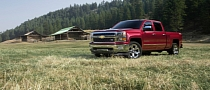 2014 Chevrolet Silverado Revealed [Photo Gallery]