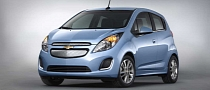 2014 Chevrolet Spark EV Pricing, Lease Details Announced