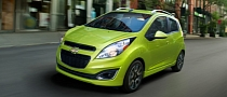 2014 Chevrolet Spark to Lose Automatic, Gain CVT