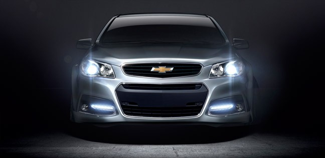 2014 Chevrolet SS Officially Revealed [Photo Gallery]