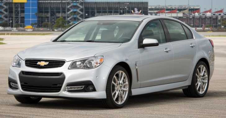 2014 Chevrolet SS Pricing Revealed [Photo Gallery]