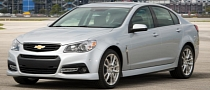 2014 Chevrolet SS Production Kicks Off in Australia
