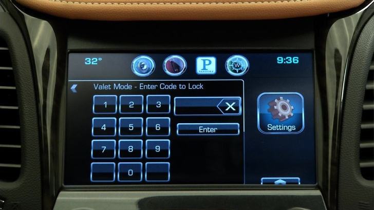 2014 Chevy Impala Gets Valet Mode [Video]