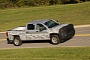 2014 Chevy Silverado Enters Final Testing, New Photo Released