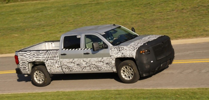 2014 Chevy Silverado, GMC Sierra Pickups to Debut on December 13th