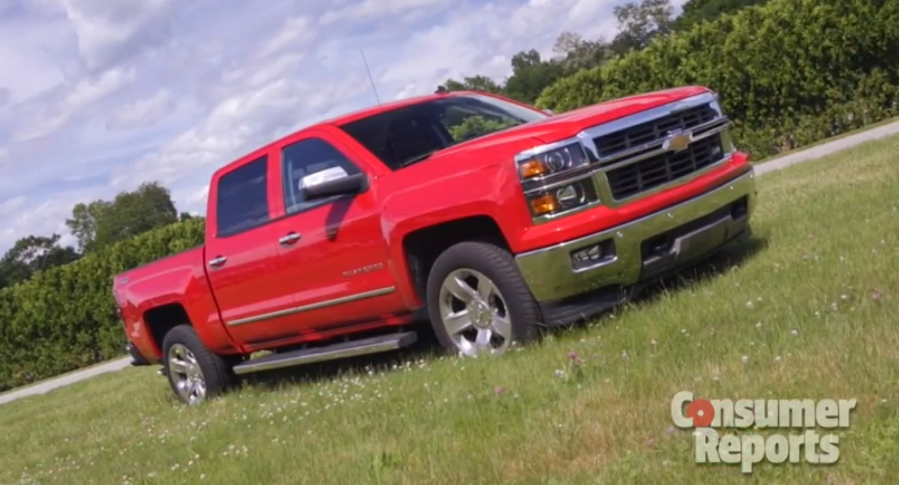 2014 Chevy Silverado Review By Consumer Reports