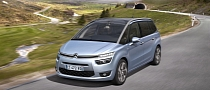 2014 Citroen Grand C4 Picasso Unveiled [Video][Photo Gallery]