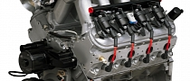 2014 COPO Camaro Powerplants Offered as Crate Engines