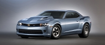 2014 COPO Camaro to Be Unveiled at SEMA