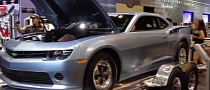 2014 COPO Camaro Up Close at 2013 SEMA [Video]