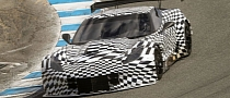 2014 Corvette C7.R Headed for Detroit Debut