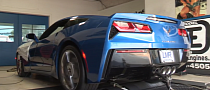 2014 Corvette Gets New Heads and Cams, Gets 470 RWHP [Video]