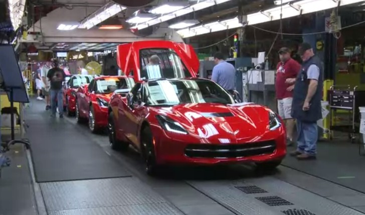 2014 Corvette Production to Remain Limited Despite High Demand