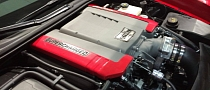 2014 Corvette Stingray and Silverado Get Edelbrock Superchargers at SEMA