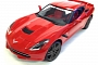 2014 Corvette Stingray Becomes 1:8 R/C Scale Model via New Bright