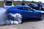 2014 Corvette Stingray Burnout [Video]
