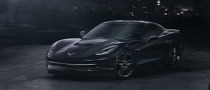 "2014 Corvette Stingray Commercial: ""Showdown"""
