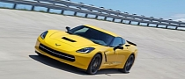2014 Corvette Stingray Does 0-60 MPH in 3.8 Seconds