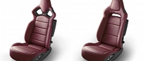 2014 Corvette Stingray Gains Optional Competition Sport Seats