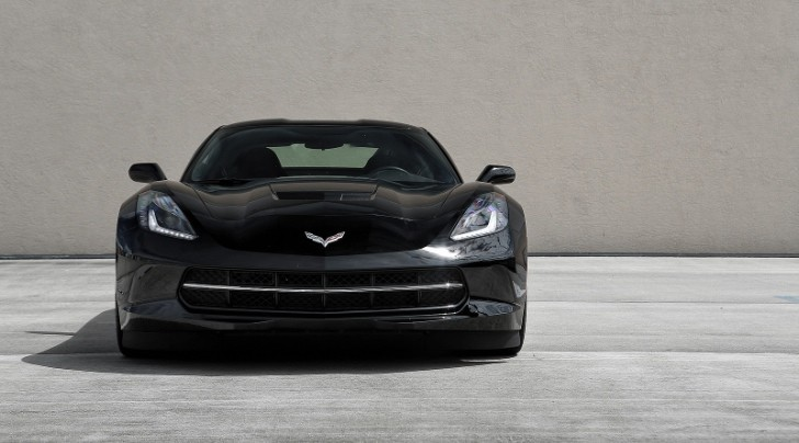 2014 Corvette Stingray Gets New Vossen CVT Wheels [Video] [Photo Gallery]