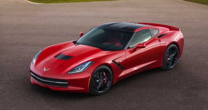 2014 Corvette Stingray Officially Rated at 29 MPG