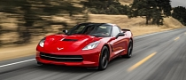 2014 Corvette Stingray to Make UK Debut at NEC Show