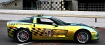 2014 Corvette Stingray to Pace the 2013 Indy 500