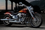 2014 CVO Breakout, Harley's New Pride [Photo Gallery]