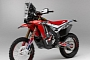 2014 Dakar: Honda CRF 450 Rally Is Ready for Dakar, Looks Gorgeous 2014 [Video Link]